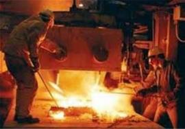 افت توليد در فولاد چين